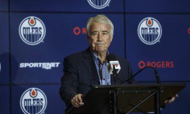 Oilers Promote Bob Nicholson to Chairman