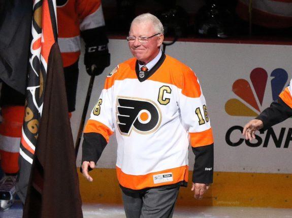 Bobby Clarke Philadelphia Flyers
