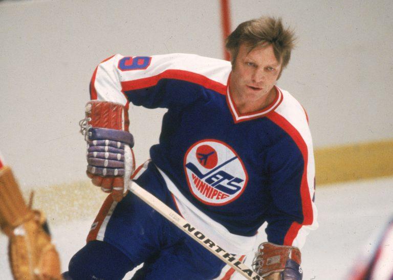 Bobby Hull Winnipeg Jets
