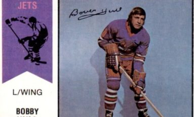 Jets Hockey Card Collections Aren't Complete Without These Beauties