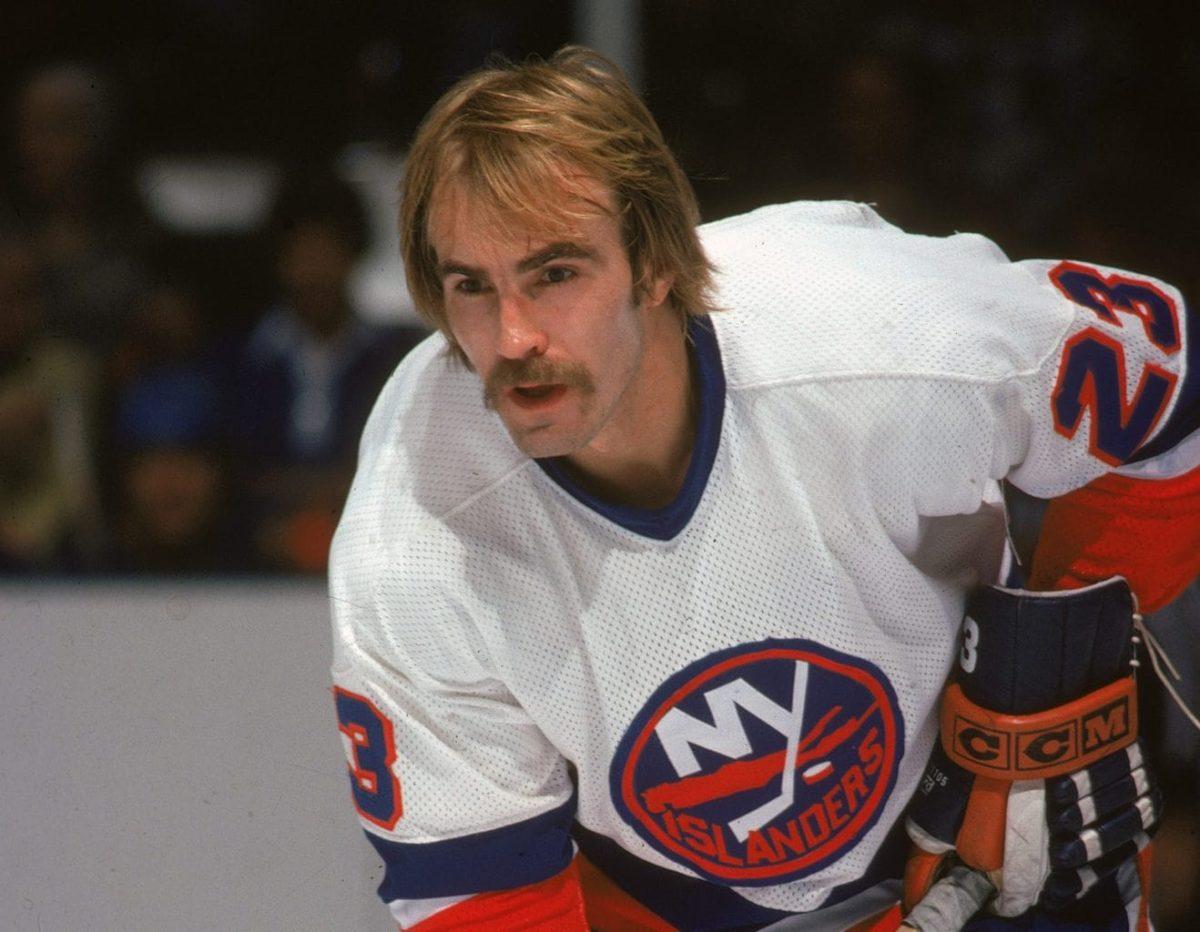Bobby Nystrom New York Islanders