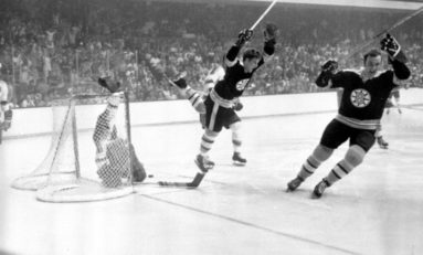 Bobby Orr's Flying Goal