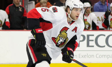 Senators Need Ryan to Score Goals