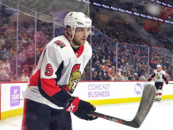 Bobby Ryan #9 Ottawa Senators