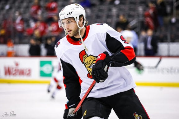 Bobby Ryan Ottawa Senators