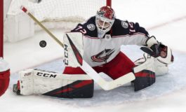 Bobrovsky Joined Panthers to Win Stanley Cup