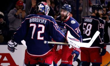 Blue Jackets' Foligno on Free Agent Departures