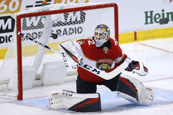Florida Panthers Sergei Bobrovsky - best russian hockey players