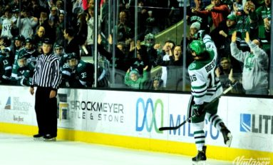 UND Hockey to Miss Two Players