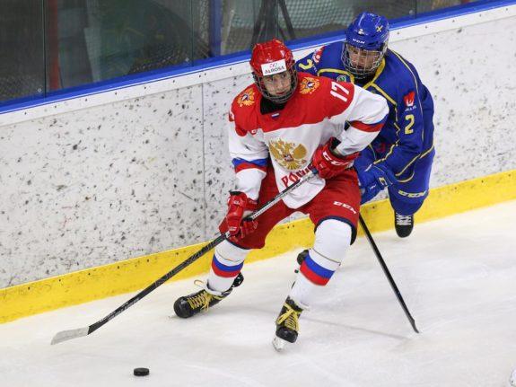 Bogdan Trineyev Team Russia