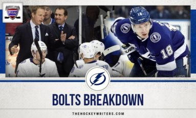 Bolts Breakdown: Lightning Have Failed to Respond to Adversity