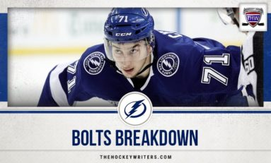 Bolts Breakdown: Lightning Starting to Find Their Game