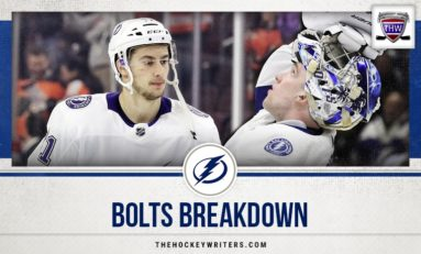 Bolts Breakdown: Lightning Let down by Power Play and Goaltending