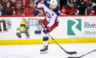 Blue Jackets Q&A With Boone Jenner