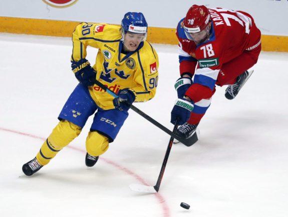 Jesper Boqvist, Alexander Kadeikin