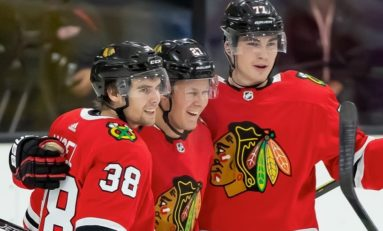 Blackhawks' Youth Movement Is Here