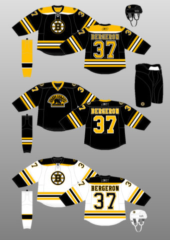 more photos 02d20 296fd Boston Bruins Jersey History