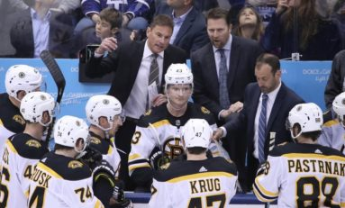 Bruins Ready for Blue Jackets, but There's Not Much Time