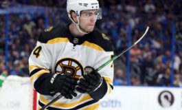 Bruins: DeBrusk's Future Contract Hinges on Next Season