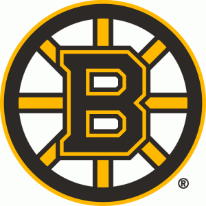 Boston Bruins team logo.