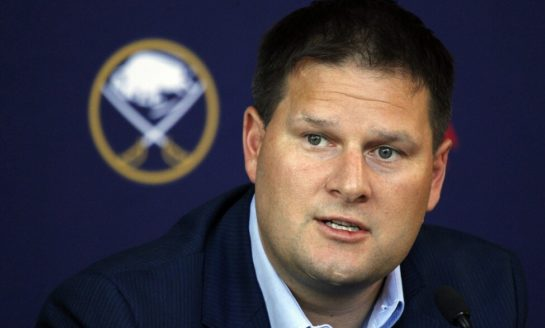Sabres Hurt More Than Helped by NHL Season Pause