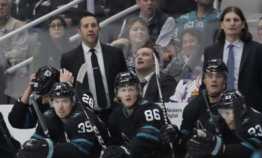 San Jose Sharks Coaching History