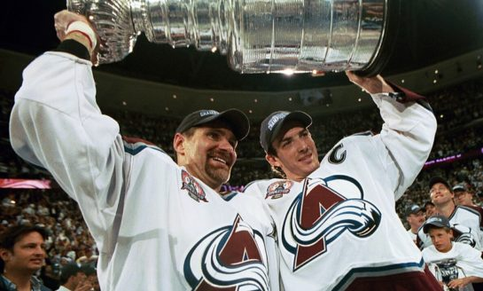 Avalanche/Nordiques Top 10 Goal Scorers All-Time