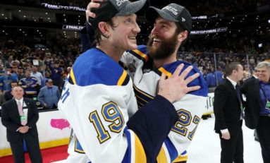 Bouwmeester and Blues' Greybeards Finally Lift Stanley Cup