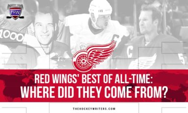 Red Wings' Best of All-Time: Where Did They Come From?