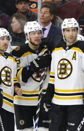 Juggling the Boston Bruins' Top-6