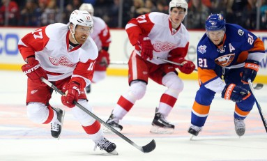 Detroit Red Wings No Longer a Puck Possession Team