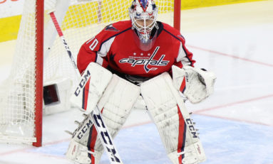 How the Capitals Became a Goalie Factory