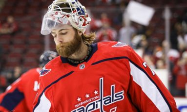 Canucks: Getting Braden Holtby Back on Track