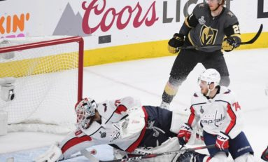 Holtby Saves Game & Series for Capitals