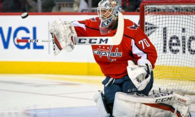 Is Braden Holtby Done with the Capitals?