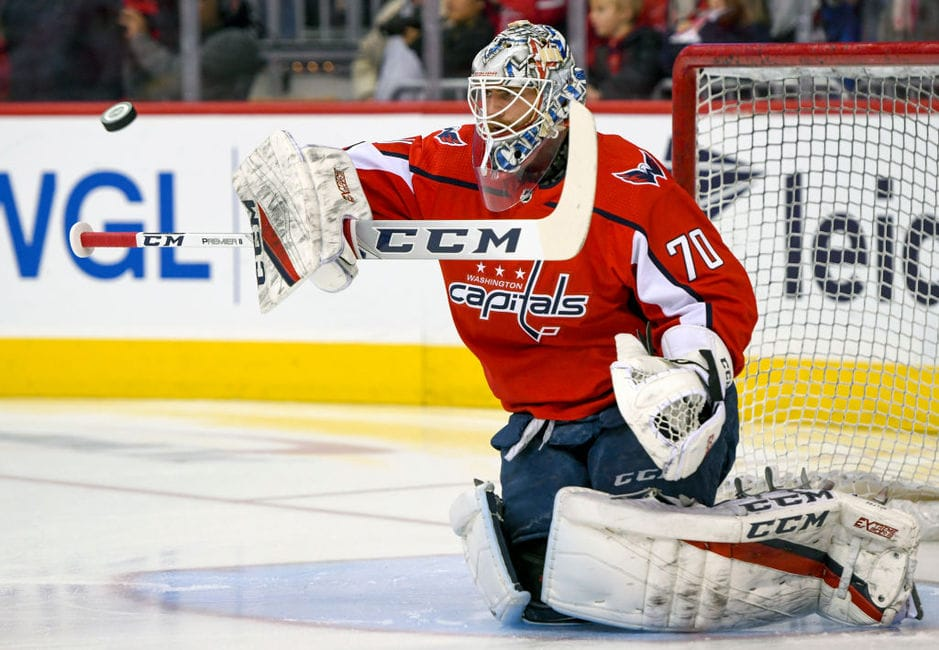 Washington Capitals Writer Wanted