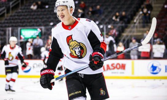 Ottawa Senators' Brady Tkachuk: Building Block for the Future