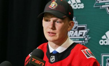 Brady Tkachuk: Senators or Terriers?