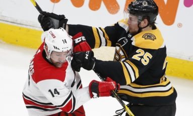 Hurricanes Only Have Themselves to Blame for Round 1 Loss to Bruins