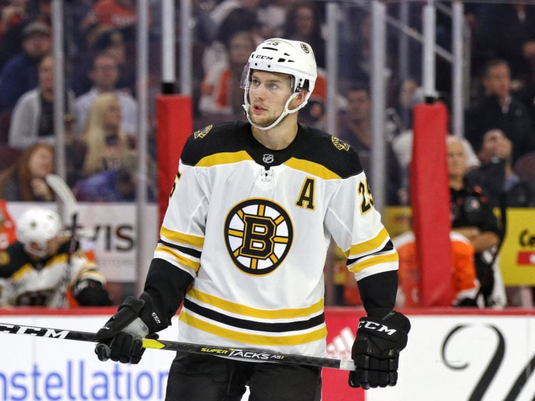 Brandon Carlo - Bruins