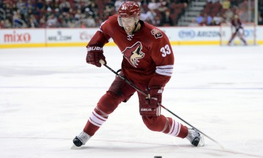 Coyotes, Avs Swap Brandon Gormley and Stefan Elliott