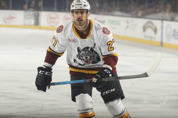 Brandon Pirri Chicago Wolves