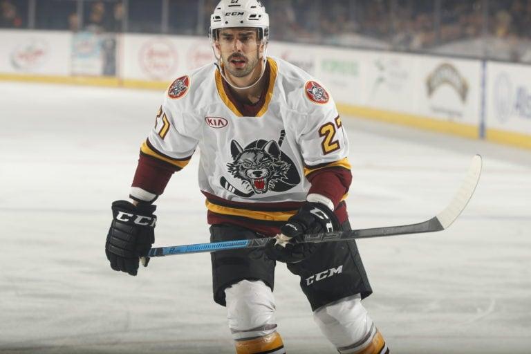 Brandon Pirri Chicago Wolves