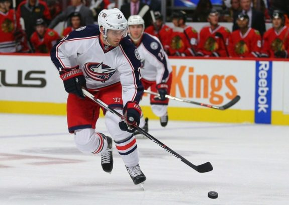 Brandon Saad, NHL, Columbus Blue Jackets, Fantasy Hockey