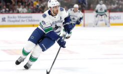 Canucks Seek to Bounce Back in Season of Redemption