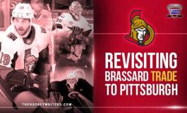 Revisiting the Senators' Brassard Trade to Pittsburgh