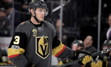 McNabb Signs Extension With Golden Knights