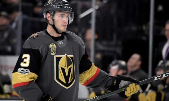 Golden Knights Report Cards: Defense