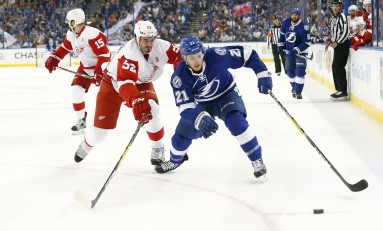 Lightning's Brayden Point Off to Strong Start