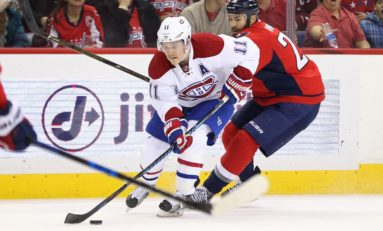 Gallagher Leads Canadiens as Unlikely All-Star Option